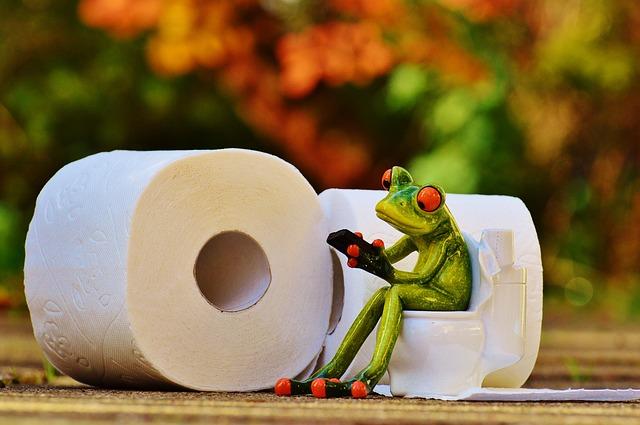 災害時にトイレを探すことは困難です。